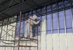 Spray foam insulation is one of the best ways to insulate any new or existing commercial space and adds structural rigidity to your building walls.