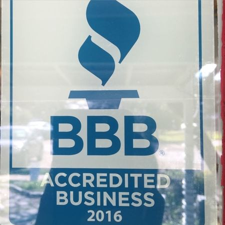 2016 BBB Accredited Business!!