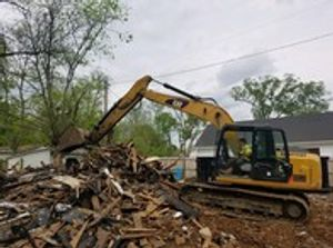 Want to make room for a new shed? Need to make room for this year's crop? Ask us about our land clearing service!