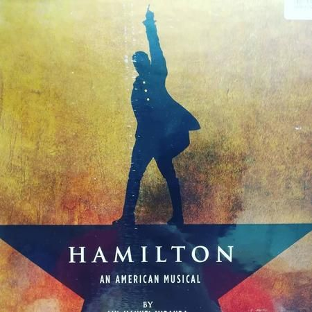Don't miss your shot to grab this awesome Hamilton vinyl edition with 4 LP's and a booklet containing lyrics and more!