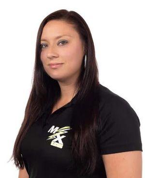Nikita Holmes, Office Manager