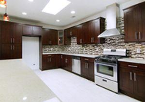 Espresso Shaker Kitchen Cabinets https://www.cabinetdiy.com/espresso-kitchen-cabinets