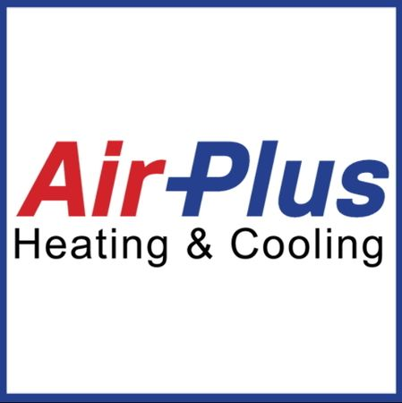 Air Plus Heating and Cooling Logo