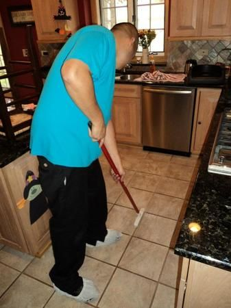 X-treme provides a professional and affordable way to clean ceramic or natural stone tile and grout.