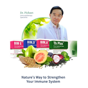 Immune System Support Plant-Based Health Products from APCO Asian Phytoceutical Public Company.  CEO Dr. Pichaet and International Distribution Stephen Munson