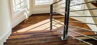 Sanding and finishing hardwood floors provides clients with complete creative control in overall design to create a hardwood floor that is truly unique to each home. It also allows us to match a new floor or stairs to existing flooring, smooth transitions, and remove stains and other common problems.
