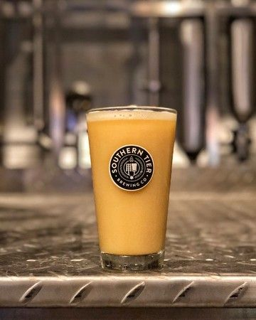 Locally brewed Pittsburgh Brewd' beers