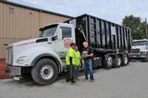 We provide hauling of asbestos material.