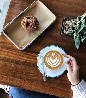 The perfect rainy day activity ☕️🌧 📸: by @caffeinatedletters #birdrockcoffeeroasters #empoweredbygreatcoffee