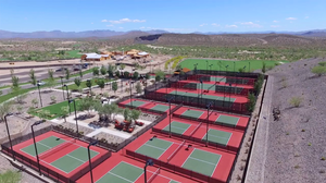 Courts & Sports Complex