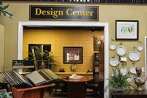 Our Interior Design Center!