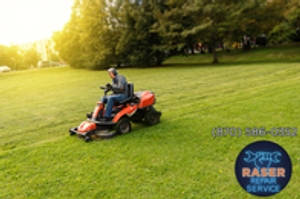 What brand riding mower do you use? You name it, and we can fix it so you can have the best looking lawn in town. Contact us today!