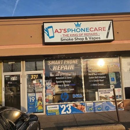 Image 2 | AJ's Phone Care - Smoke & Vape Shop