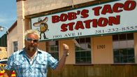 Featured on Diners, Drive-Ins and Dives!