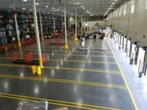 Warehouse Floor Markings