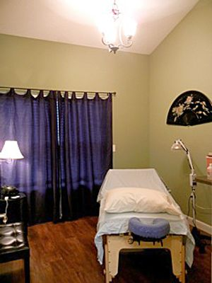 Acupuncture Treatment Room #1