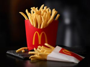 McDonald's World Famous Fries®