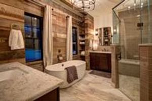 Add value to your home with a bathroom remodel!