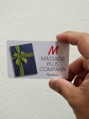 Gift cards are available!
