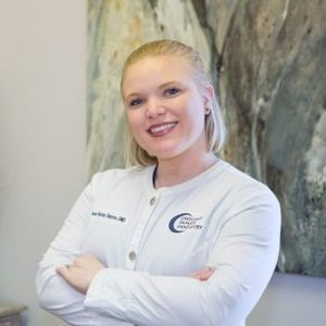 Dr. Jane Simpson, owner and Dentist of Crescent Family Dentistry
