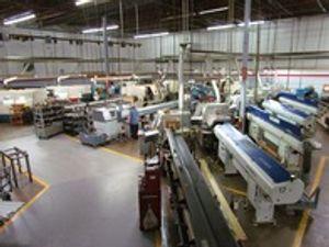 Avanti's 55,000 square foot facility for custom machined parts.