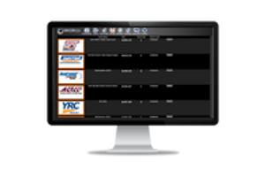 Centralize the details of your shipping operation with My Freight Manager®