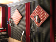 Acoustic wall foam is one of our specialties.