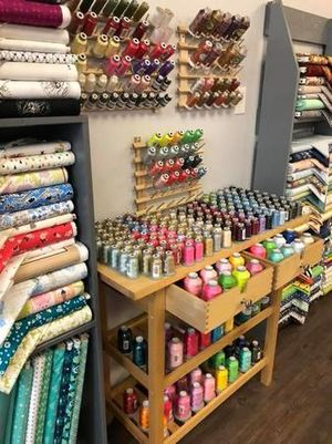 Best selection of quilting supplies and fabric