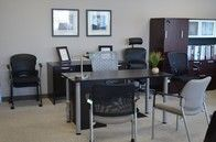 Schedule a time to meet with our office furniture supplier.