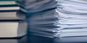 How to Save Water-Damaged Documents