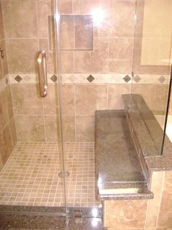 For professional shower installation, visit our remodeling experts at Lone Star Floors - The Woodlands.