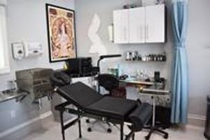 Our tattoo room