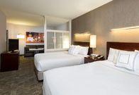 Queen/Queen Suite - Sleeping Area