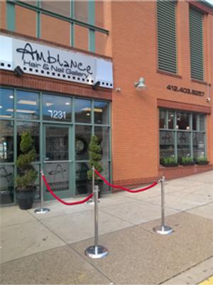 Salon Hair & Nail Gallery Storefront