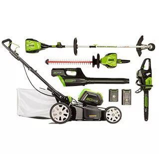 Now Offering Greenworks Cordless Electric Equipment!