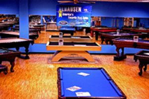Billiards and Home Entertainment Tables & Supplies To Make Your Home a Getaway!