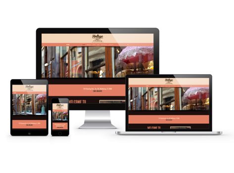 Web Design for Brick & Mortar Businesses