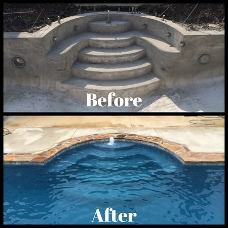 Be the talk of your friends and family by getting your swimming pool remodeled! Turn that old and worn-down pool into a new-looking beauty! Contact us today to get scheduled!