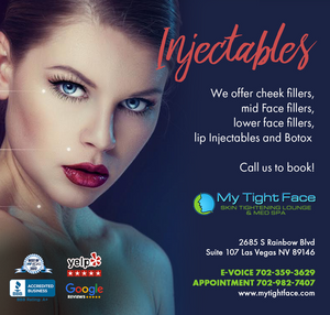cosmetic injectables.