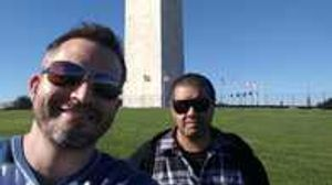 Lucid Leverage founders Ritchie Inman & Chris Quintela in Washington DC investing in new #SEOtechnology and knowledge. #RitchieInman #ChrisQuintela