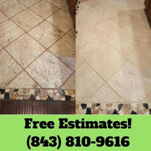 The top local choice in Summerville and surrounding areas for residential and commercial carpet cleaning, upholstery cleaning, odor removal, and hard surface cleaning including tile, grout, and more!  Contact us today for details or to schedule service!