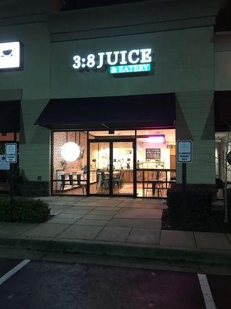Image 4 | 3:8 Juice & Eatery