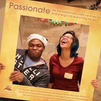 Jonathan and Melissa are 2 of our amazing massage therapists at our Spring Creek location.  Our holiday party was fun filled and our staff chose their favorite Massage Heights core value and team member for a memorable picture.