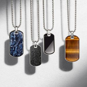 Men's Tags & Pendants—Modern heirlooms imbued with meaning and individuality.