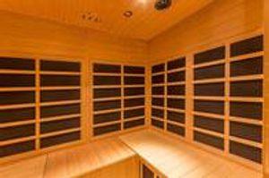 Infrared Sauna & Steam