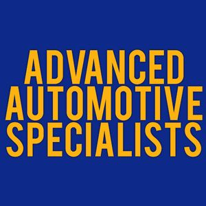 Image 1 | Advanced Automotive Specialists