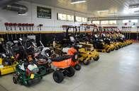 All the Lawn Equipment You Could Ever Need!