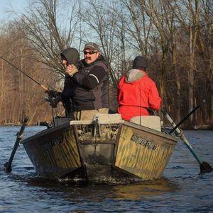 Captain Matt Trombley, Owner/Fishing Guide