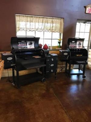 Come check out our selection of grills!