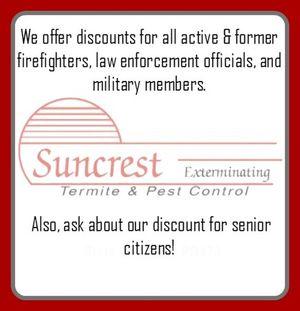 Image 2 | Suncrest Exterminating Termite & Pest Control
